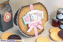 Хобби-календарь: Мастерим Открытку-печенье вместе с GELA.ru